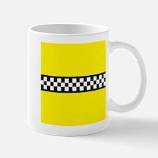 Iconic NYC Yellow Cab Mug