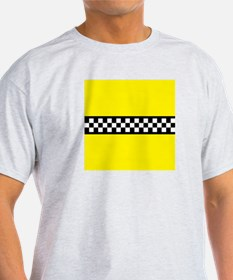 Iconic NYC Yellow Cab T-Shirt