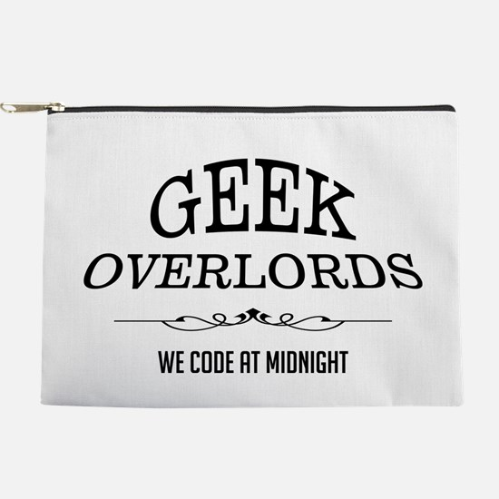 Geek Overlords Makeup Pouch
