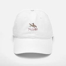 True Cowgirl Baseball Baseball Baseball Cap