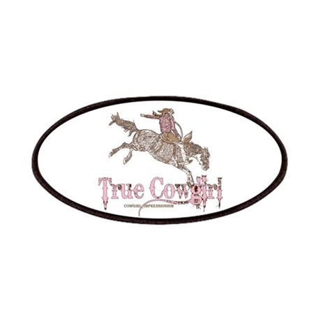 True Cowgirl Patches