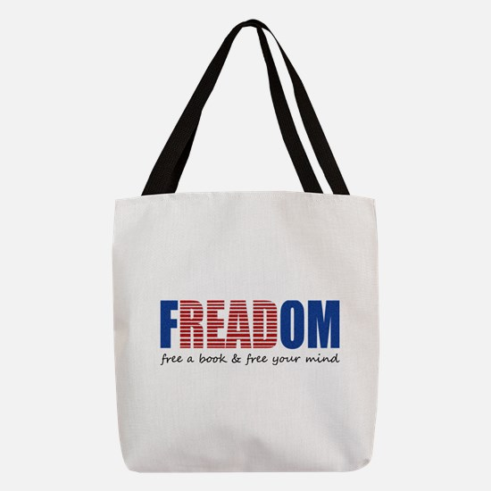 FREADOM Polyester Tote Bag