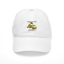 FOOTBALL TURKEY Baseball Cap