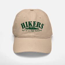 Hikers Do It Baseball Baseball Cap