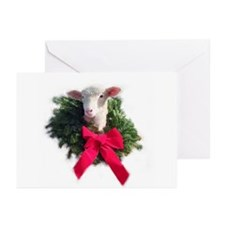Ewephoric Xmas Lamb (Pk of 10)