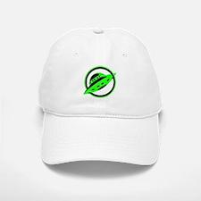 UFO in flight Baseball Baseball Baseball Cap