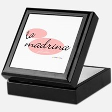 Godmother (Madrina) Keepsake Box
