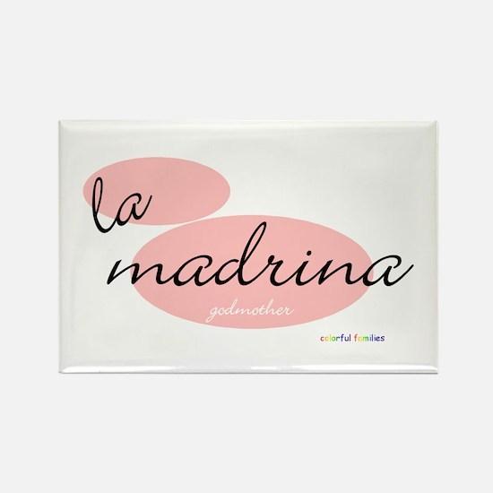 Godmother (Madrina) Rectangle Magnet