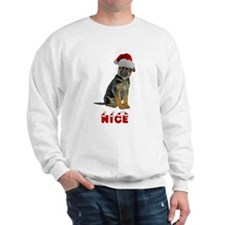 Nice German Shepherd Puppy Sweatshirt