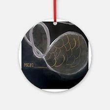 Pisces Ornament (Round)