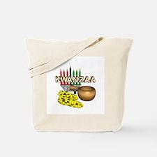 Kwanzaa Traditions Tote Bag