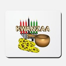 Kwanzaa Traditions Mousepad
