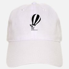 Kokopelli Hot Air Balloonist Baseball Baseball Cap