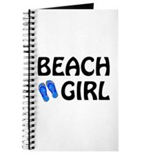 Beach Girl Journal
