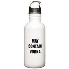 Contain Vodka Water Bottle