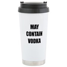 Contain Vodka Travel Mug