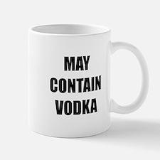 Contain Vodka Mug