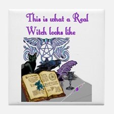 Witches' Pride 4 Tile Coaster