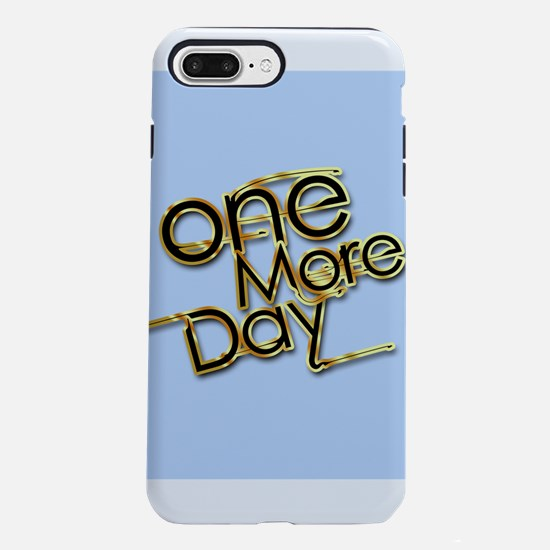 One More Day - FREE FLOW iPhone 7 Plus Tough Case