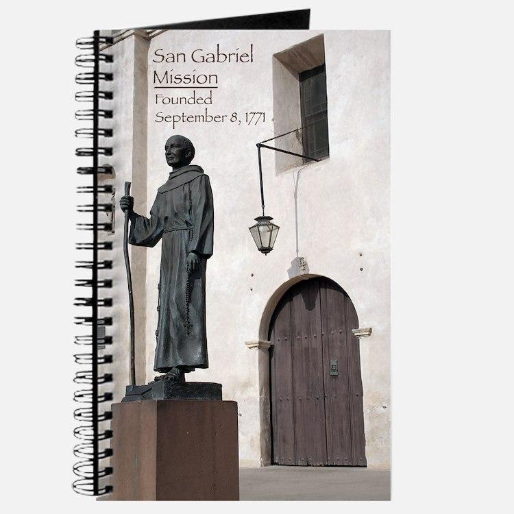 San Gabriel Mission Journal