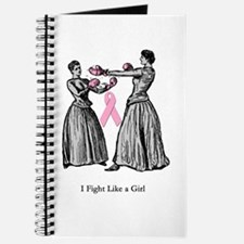 Boxing Breast Cancer Journal