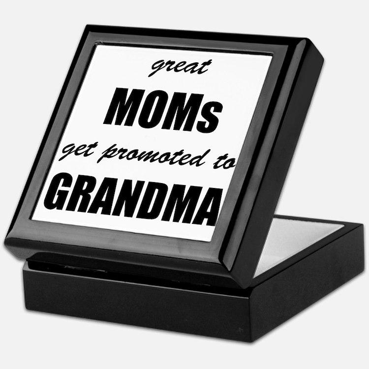 Great Moms Keepsake Box