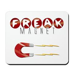 Freak Magnet Mousepad