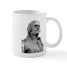 Thomas Jefferson Sculpture Mug