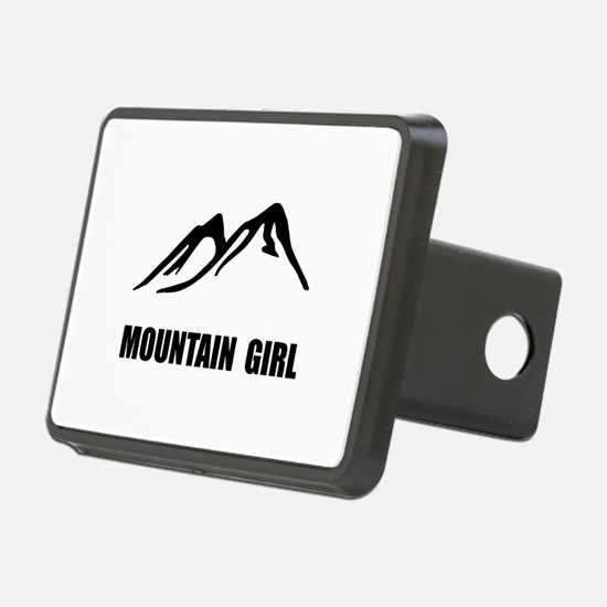 Mountain Girl Hitch Cover
