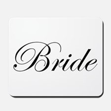 Bride's Mousepad