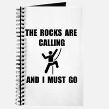 Rocks Calling Go Journal
