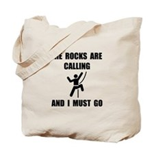 Rocks Calling Go Tote Bag
