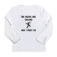 Rocks Calling Go Long Sleeve T-Shirt