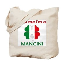 Mancini Family Tote Bag