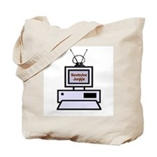 Youtube Junkie Tote Bag