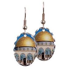 Dome of the Rock Earring