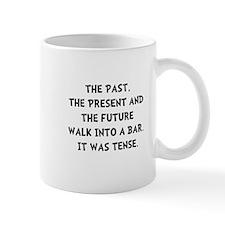 Tense Walk Into Bar Mug