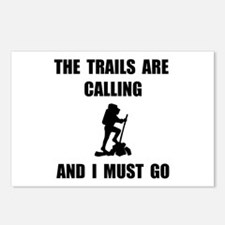 Trails Calling Go Postcards (Package of 8)