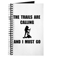Trails Calling Go Journal