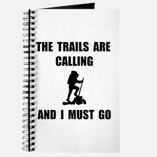 Trails Calling Go Journal