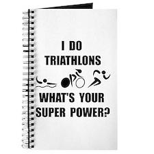 Triathlon Super Power: Journal