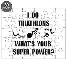 Triathlon Super Power: Puzzle