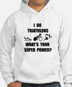 Triathlon Super Power: Hoodie