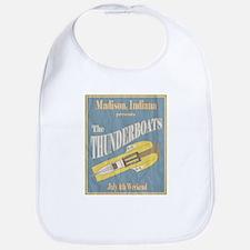 Vintage Thunderboat Bib