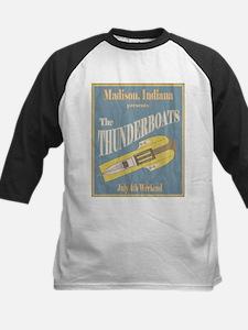 Vintage Thunderboat Kids Baseball Jersey