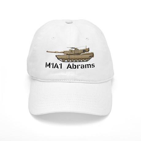 M1A1 Abrams - Desert Cap