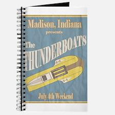 Vintage Thunderboat Journal