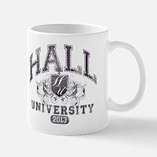 Hall Last name University Class of 2013 Mug