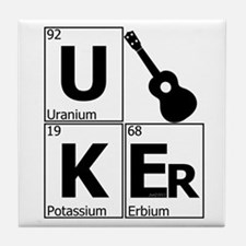 UKEr as Elements on the Periodic Table Tile Coaste