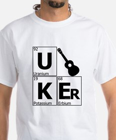UKEr as Elements on the Periodic Table Shirt